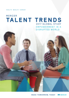 2017 Global HR Talent Trends